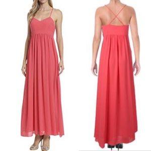 Belle Badgley Mischka Maxi Dress